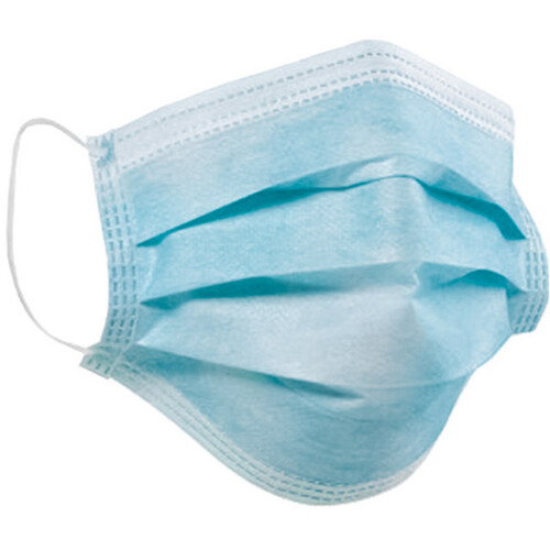STS Disposable 3-Ply Face Mask (50 Masks)