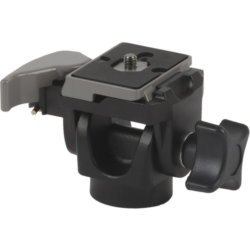 Studio Assets Magnesium Tilt Head with Quick Release for Monopods