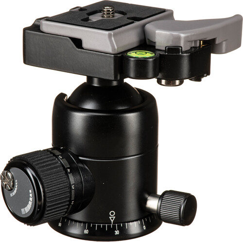 Studio Assets Medium Ball Head with Quick Release