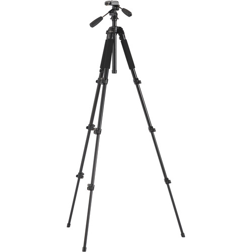 Studio Assets SA1444 Small Photo Tripod with 3-Way Head