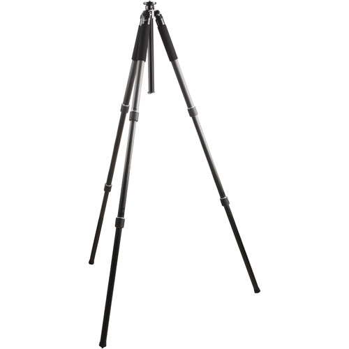 Studio Assets Heavy-Duty Carbon Fiber Photo Tripod