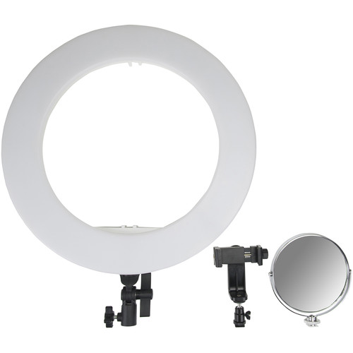 "Studio Essentials Bi-Color LED Ringlight (19"")"