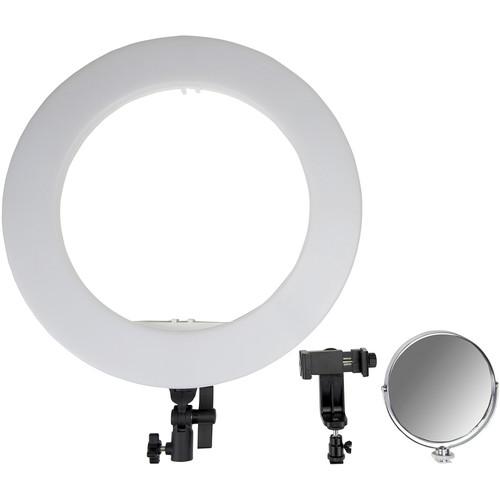 "Studio Essentials Daylight LED Ringlight (19"")"