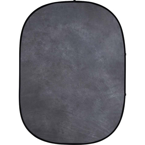 Studio Essentials Pop-Up Background (5 x 6.5', Gray)
