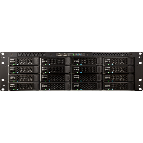Studio Network Solutions EVO 128TB 16-Bay NAS Server (16 x 8TB)