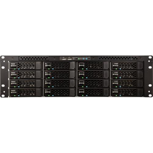 Studio Network Solutions 192TB EVO 1- Bay Base (16 x 12TB) - 2 x 10GBe