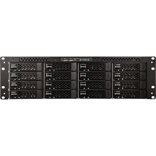 Studio Network Solutions EVO 24TB 16-Bay NAS Server (4 x 6TB)