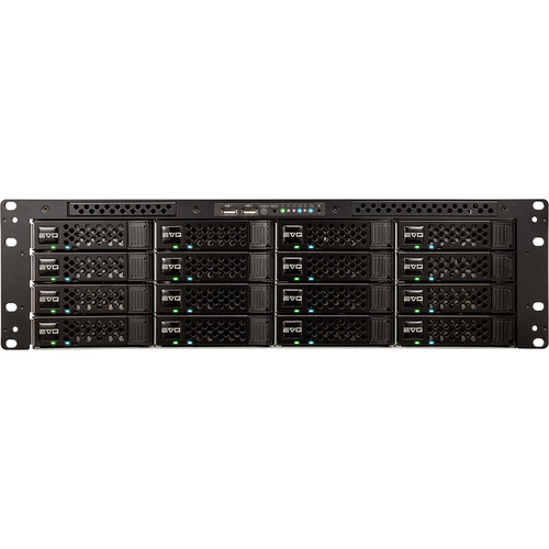Studio Network Solutions EVO 96TB 16-Bay Expansion Chassis