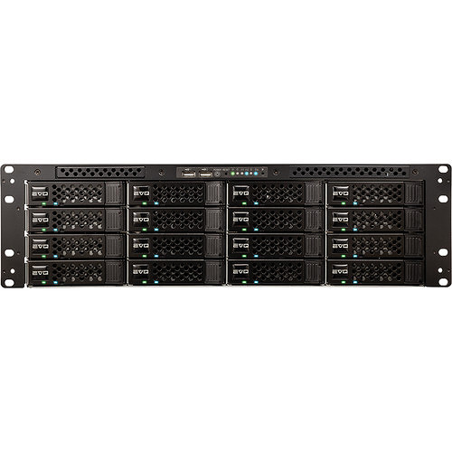 Studio Network Solutions EVO 24TB 16-Bay Expansion Chassis (4 x 6TB)