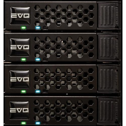 Studio Network Solutions 24TB (4 x 6TB) Quad Expansion