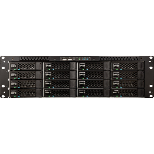 Studio Network Solutions EVO 12TB (4 x 3TB) 16-Bay Expansion Chassis