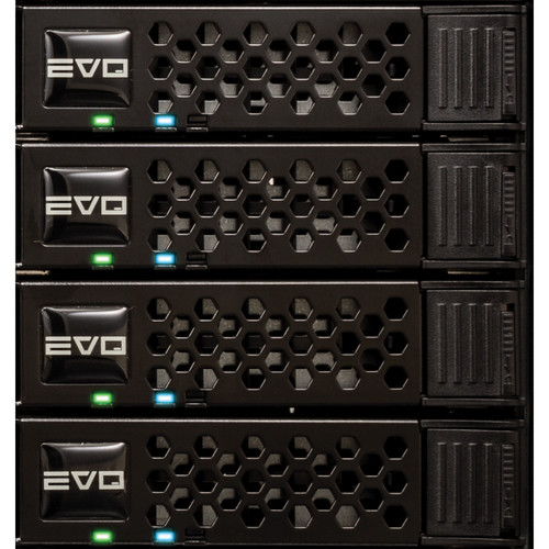 Studio Network Solutions EVO Quad Expansion with 12TB Storage