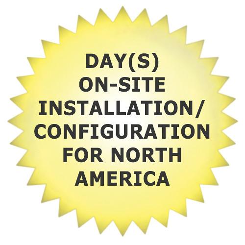 Studio Network Solutions Onsite Installation/Configuration Service