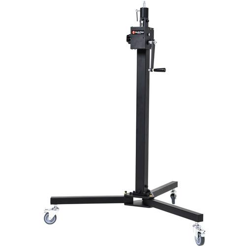 STUDIO TITAN AMERICA 06-200 Low Base Square Tube Geared Crank Stand (6.8')