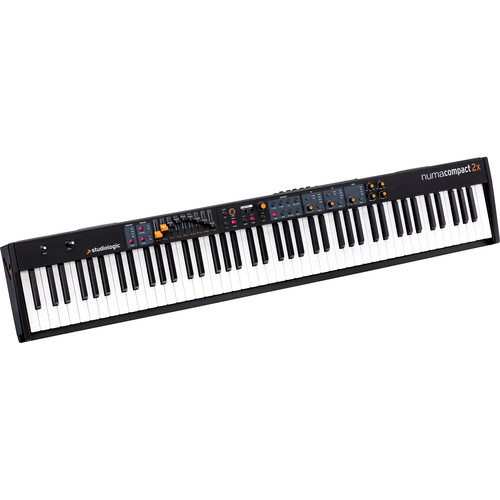 StudioLogic Numa Compact 2x 88-Key Portable Digital Piano