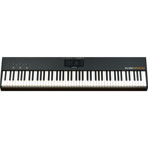 StudioLogic SL88 Grand - 88 Key MIDI Controller with Graded Hammer Action