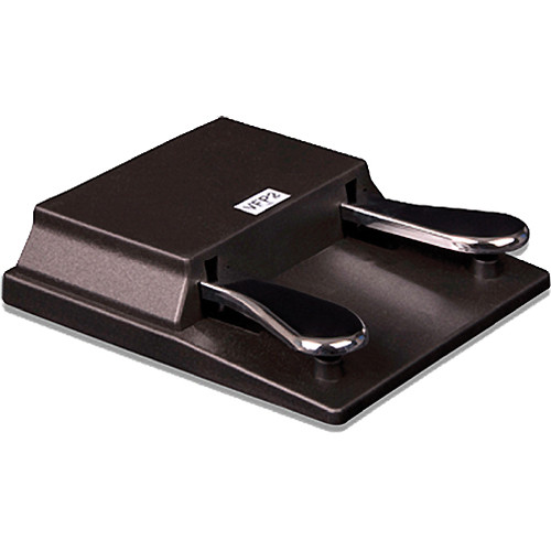 StudioLogic VFP2/15 Solid Piano-Style Dual Sustain Pedal