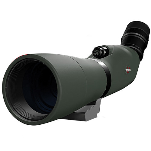 Styrka S7-Series 15-45x65 Spotting Scope (Angled Viewing)