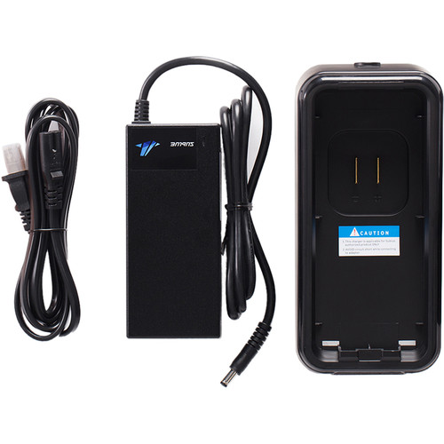Sublue US Battery Charger & Cable for WhiteShark Mix