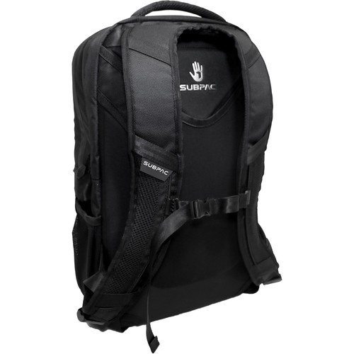 """Subpac BackPac Travel Studio Bag for SUBPAC S2 Audio System, 15"""" Laptop and Accessories"""