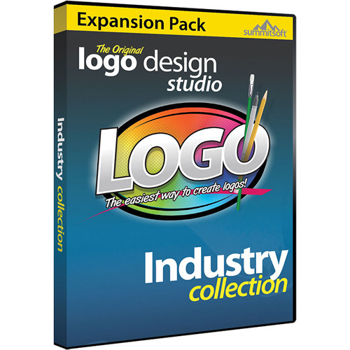 Summitsoft Logo Design Studio 4.0 Industry Expansion Pack (Download)