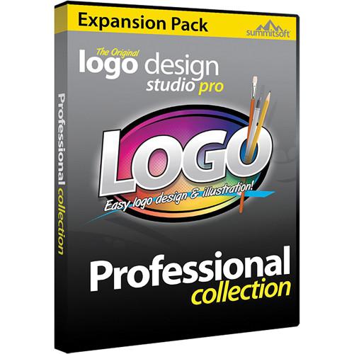 Summitsoft Logo Design Studio Pro Professional Expansion Pack (Download)