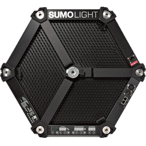 SUMOLIGHT SUMOSPACE One Complete Bi-Color LED Kit with Softcase