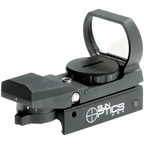 Sun optics Electronic Reflex Sight (Clamshell Packaging)