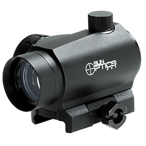 Sun Optics Electronic Micro Sight, 3 MOA Dot (Clamshell Packaging)