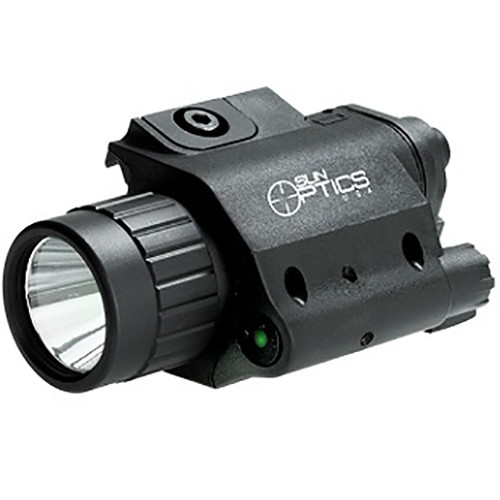 Sun optics Illuminated Laser/Light (Green) (Clamshell Packaging)