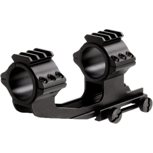 "Sun Optics Dual Ring Tactical Mount (30mm, 1"" Inserts)"