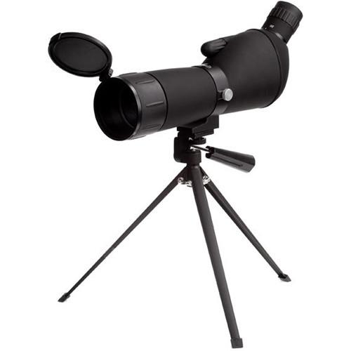 Sun Optics 25-75x75 Range Pro II Spotting Scope (Angled Viewing)