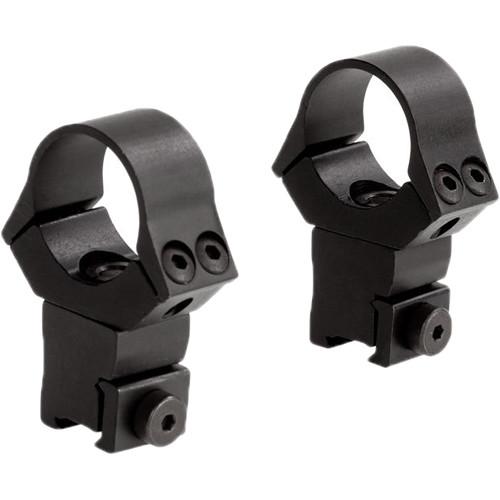 "Sun Optics Airgun Riflescope Rings for 11mm Dovetail (1"", High)"