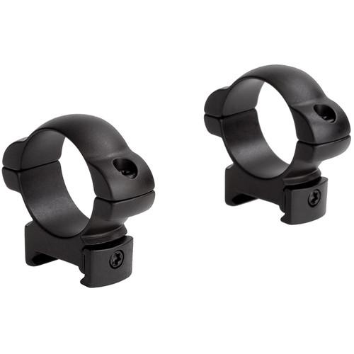 Sun Optics Standard Sport Steel Riflescope Rings (30mm, Medium)