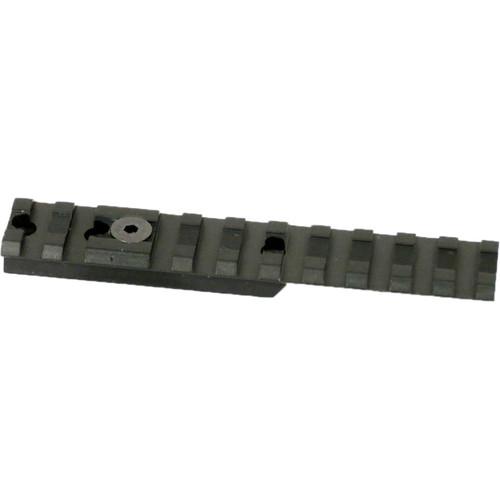 Sun Optics 1-Piece Aluminum Scope Base for Winchester Model 94 (Black)