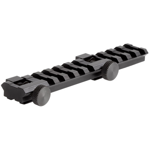 Sun Optics 1-Piece Aluminum Scope Base for H&K 300, 630, 770, 940, SL6, and SL7 (Black)
