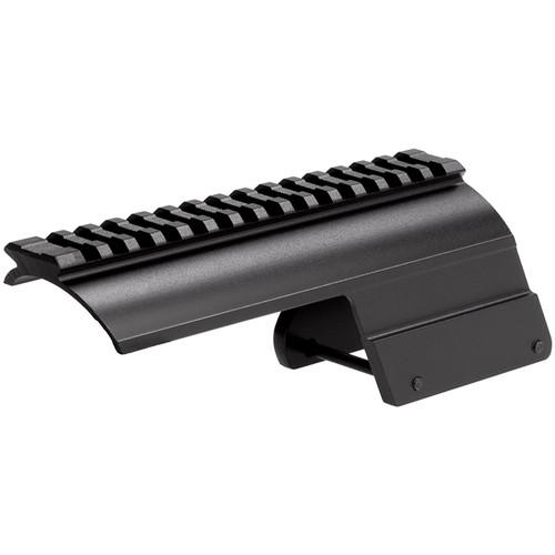 Sun Optics Shotgun Saddle Scope Mount for Remington 870/1100/1187 LH/RH 12 Gauge