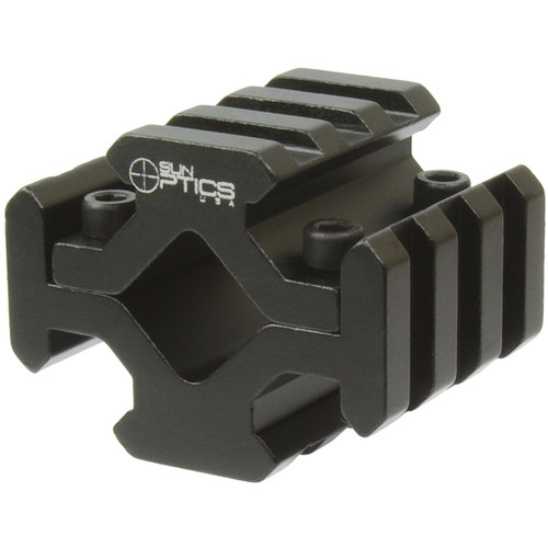 Sun Optics Universal Barrel Tri-Rail Mount for Rifles