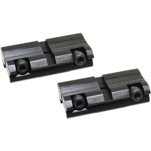 "Sun Optics 3/8"" Dovetail to Weaver Rail Adapter"