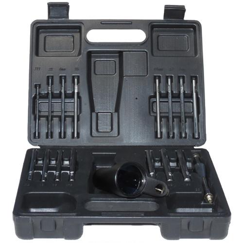 Sun Optics 18-Piece Boresight Kit with Hard Case