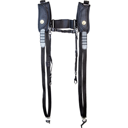 Sun-Sniper ROTABALL-DPH Double Plus Harness with Connector (Black)
