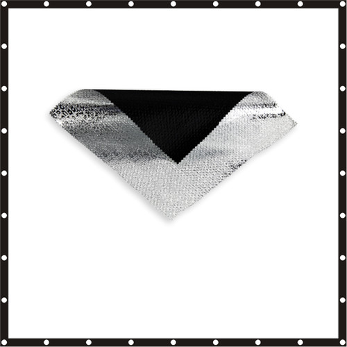 Sunbounce Screen Sun-Scrim Silver Rip-Stop Bouncer (8 x 8')