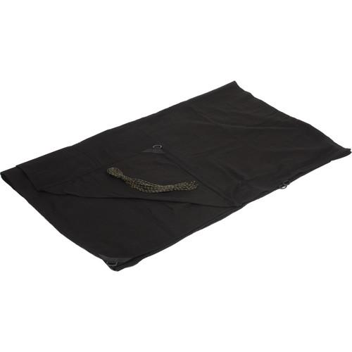 Sunbounce Black Molton/Duvetyne Dirt Cloth
