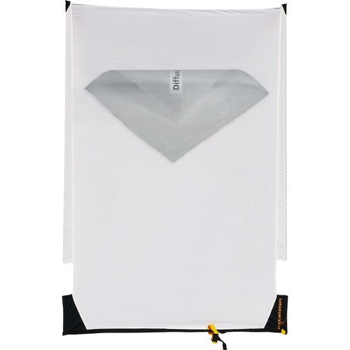 Sunbounce Sun-Swatter Pro Translucent -1/5 Diffuser Screen (4 x 6')