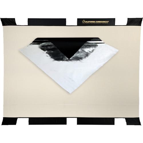 Sunbounce 3D Silver Rip-Stop Sun Bouncer Big Screen Reflector (6 x 8')
