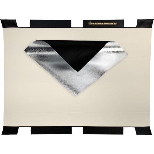Sunbounce 3D Grain Silver Sun Bouncer Big Screen Reflector (6 x 8')