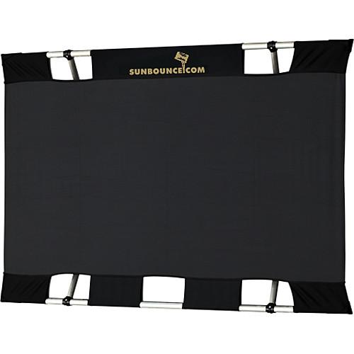 Sunbounce Mini Sun-Bounce Kit - Black Hole Screen (3x4')