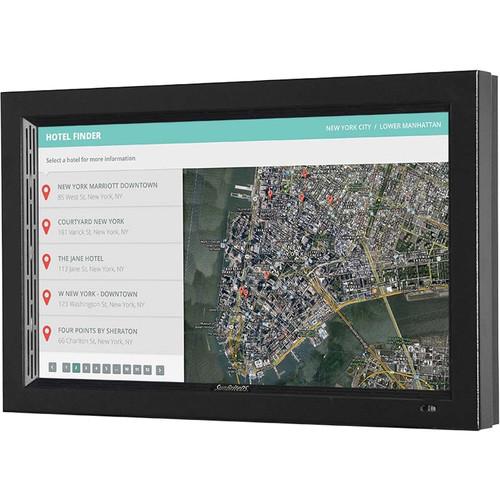 "SunBriteTV DS-3214TSL-BL 32"" Pro Weatherproof Touchscreen LED - Landscape (Black)"