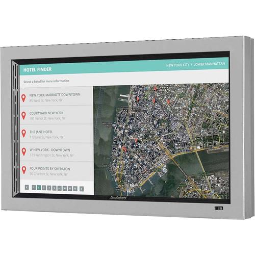 "SunBriteTV DS-3214TSL-SL 32"" Pro Weatherproof Touchscreen LED - Landscape (Silver)"