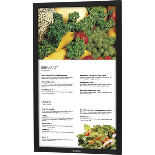 "SunBriteTV Pro Series 42"" Outdoor Digital Signage Portrait Display (Black)"
